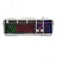 Клавиатура Defender Metal Hunter GK-140L USB игровая с подсветкой (45140)