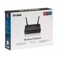 Маршрутизатор D-Link DIR-620 4xLAN Wi-Fi 802.11 b/g/n беспроводной 4-порт.