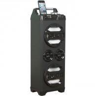 Колонка портативная MEIRENDE MA-107 (Bluetooth/USB) черная