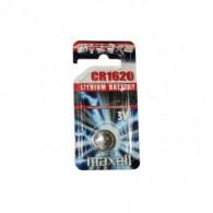 Батарейка Maxell CR1620 BL 1/10/100