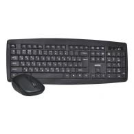 Комплект SmartBuy SBC-212332AG-К беспроводной черный