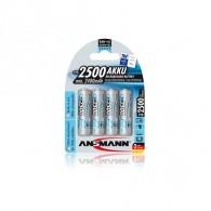 Аккумулятор Ansmann R6 2500 Ni-Mh BL 4/48
