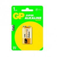 Батарейка GP 6LR61 Alkaline BL 1/10