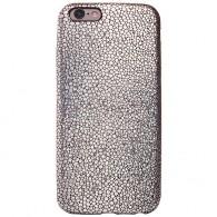 Чехол для iPhone 7\8 чер\серебро