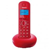 Телефон беспроводной Panasonic KX-TGB210RUR красный