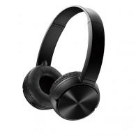 Гарнитура Bluetooth MDR-XB400 полноразмерная черная