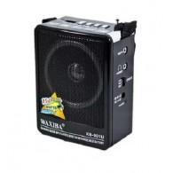 Радиоприемник XB-901 (USB/SD/FM) черный Waxiba