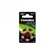 Батарейка Camelion ZA312 BL6/60