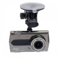 Видеорегистратор Mega Т667-1 (2 камеры,120\90°,microSD до 32Gb)