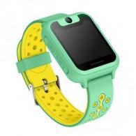 Смарт-часы детские с GPS трекером S6 (зеленые)