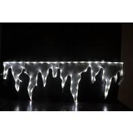 Эл. гирлянда LED ''Сосульки'' 78 белых светодиодов (ICLD78W-E)