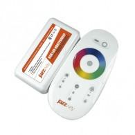 Контроллер Jazzway RGB PRC-4000RF WH 12/24V 216/432W (белый)