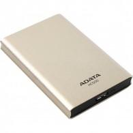 Жесткий диск HDD A-Data 1,0Tb 2.5'' HС500 USB 3.0 золото