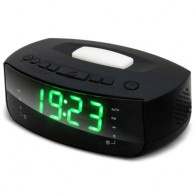 Часы электронные Ritmix RRC-1215 будильник+ радио