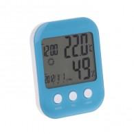 Часы электронные (дата, будильник, термометр, влажность) (908562)