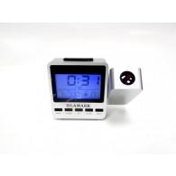 Часы электронные (дата, будильник, термометр) Lamark LK-2100 (1251935)
