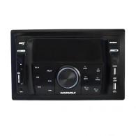 Автомагнитола 2 дин Warwolf B8288 (Fm, USB, SD, Aux)