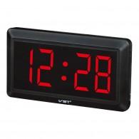 Часы электронные 780-1 (220V+2*ААА, крас.цифры)