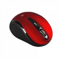 Мышь SmartBuy SBM-612AG-RK беспровод.красная беззвучная