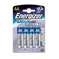 Батарейка Energizer L91 BL 4/48 (АА литий!)