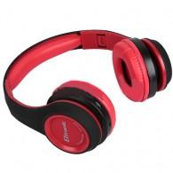 Наушники-плеер Eltronic 4456 (microSD, Bluetooth) красные