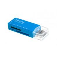 Картридер SmartBuy SBR 749 (SDHC\microSDHC\MMC\MS)