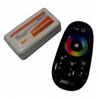 Контроллер Jazzway RGB PRC-4000RF BL 12/24V 216/432W (черный)
