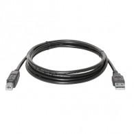 Кабель USB 2.0 А->B 3м для принтера Defender