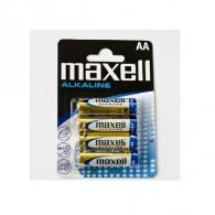 Батарейка Maxell LR6 Alkaline BL 4/48