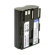 Аккумулятор в/к. Relato BP-511A (1500mAh 7,4v) Li-ion для Canon