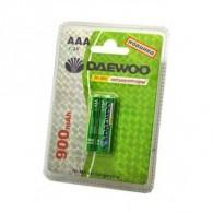 Аккумулятор Daewoo R03 900 Ni-Mh BL 2/20