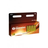 Батарейка Daewoo LR6 Pack-10/120/480