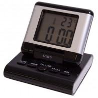 Часы автомобильные VST-7060С