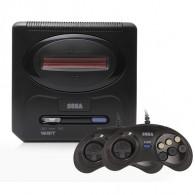 Игровая приставка Sega Mega Drive 2 16bit (365 игр)