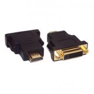 Переходник HDMI (M) - DVI (F) SmartBuy