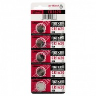 Батарейка Maxell CR1620 BL 5