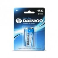 Батарейка Daewoo 6F22 BL 1/12/144