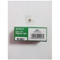 Батарейка Sony SR 616 SW (321) BL 1/10