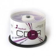 SmartTrack CD-R 700Mb 52x S/S Cake box /50