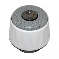 Мини-колонка WS-1388 (Bluetooth, TF, USB, FM) белая