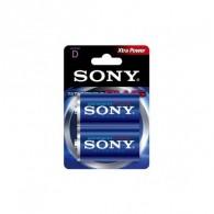 Батарейка Sony LR20 Stamina BL 2/24