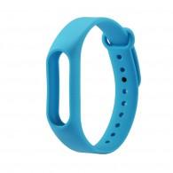 Ремешок для фитнес-браслета Mi2 голубой