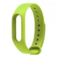 Ремешок для фитнес-браслета Mi2 зеленый (83794)