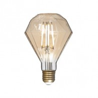 Лампа светодиодная Art Smartbuy G95Dimond 7W 3000K E27
