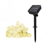 Светильник садовый Фаzа SLR-G05-30Y (гирлянда-шарики, желтая) 30 диодов