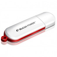 Флэш-диск Silicon Power 64 GB USB 2.0 Luxmini 320 белый