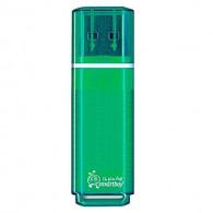 Флэш-диск SmartBuy 64GB USB 2.0 Glossy зеленый