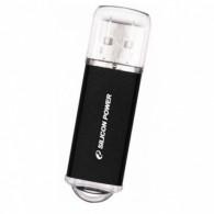 Флэш-диск SmartBuy 64GB USB 2.0 V-Cut черный