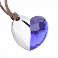 Флэш-диск 4Gb Usb2.0 Сердце с кристаллами, в блистере (UU-50)