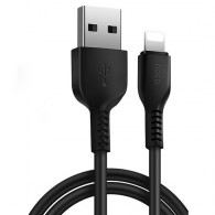Кабель USB- iPhone5 Hoco X20 2м